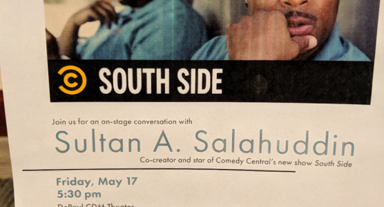 DePaul Visiting Artist Series - Featuring Sultan A. Salahuddin and Lane 44